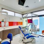 Our beautiful dental clinic in Butler