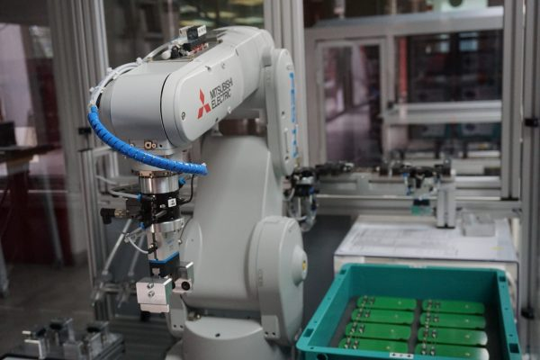 optimising your manufacturing process